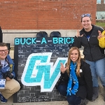 Buck-A-Brick raised money for the Student Legacy Scholarship